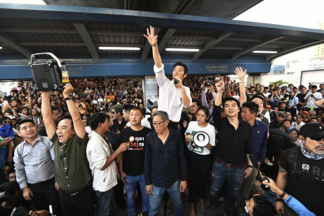 Thai court to rule on case linking opposition to Illuminati cult