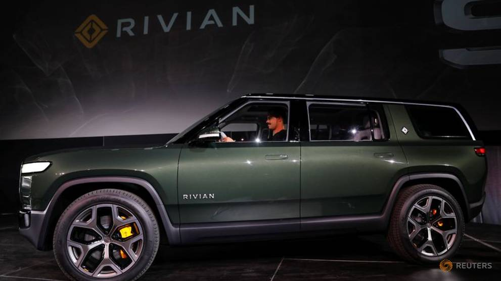 Electric vehicle startup Rivian scores US$1.3 billion investment from T.Rowe Price, others