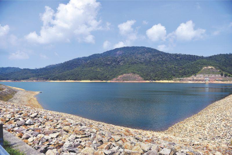 MB: Water levels in Kedah dams drop to 60pc