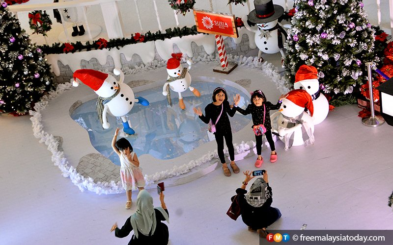 'Merry Christmas' is fine, but avoid being Santa, says mufti