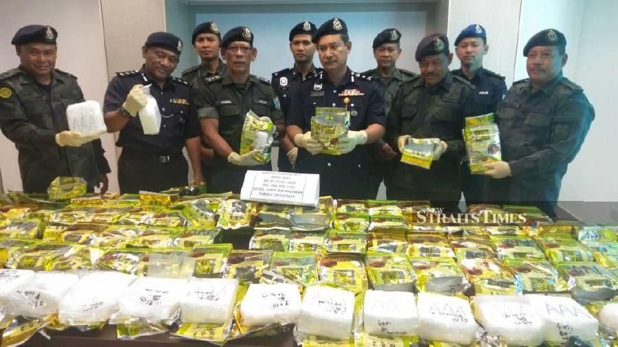 Kelantan GOF seizes about RM7 million worth of syabu