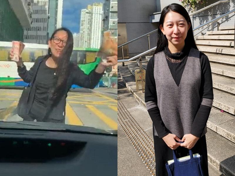 深水埗派钱惹骚动 「龙心」前女友判12个月感化