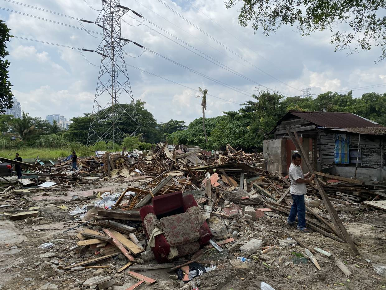 Parties agree on new eviction date for Kg Segambut Permai squatters