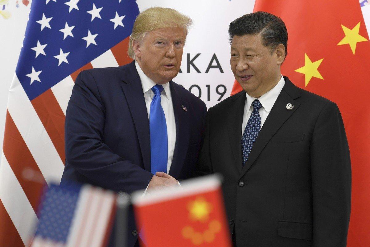 Donald Trump says he and Xi Jinping will sign US-China trade war deal
