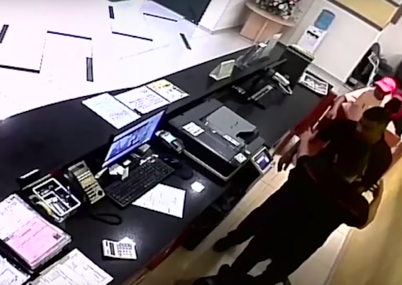 Cops tracking suspects after CCTV records assault of KL hotel staff