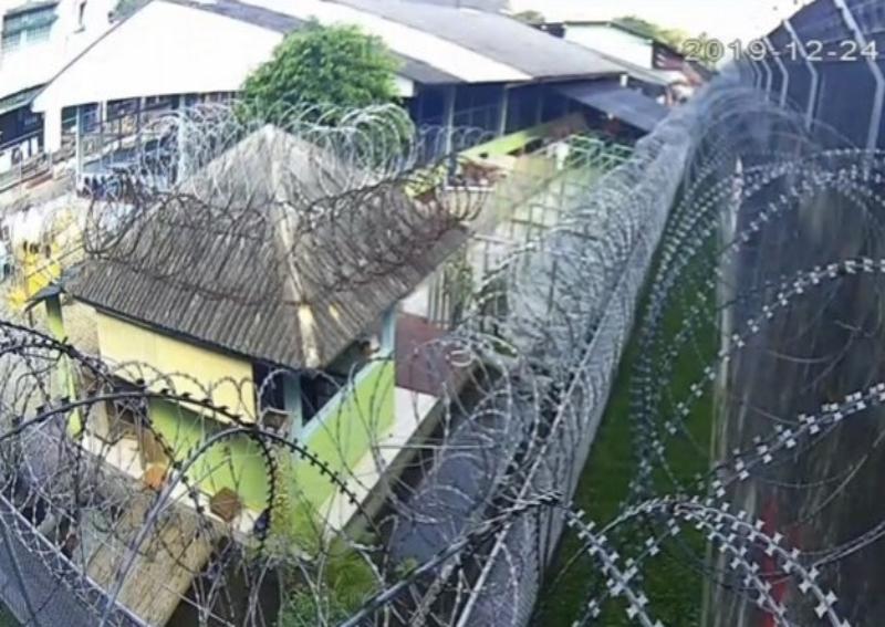 Thai police continue to investigate hack of prison surveillance cameras