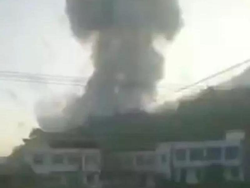 湖南烟花材料厂爆炸1死1伤 涉私自復工生产
