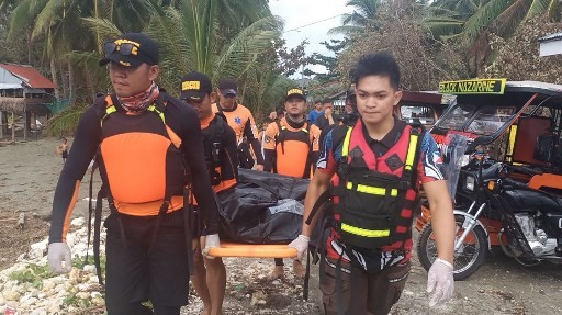Philippines' Typhoon Phanfone toll jumps to 28