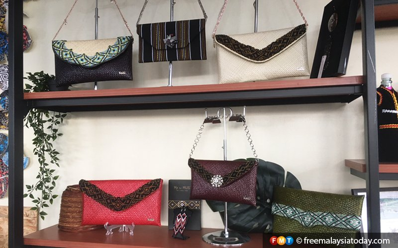 What happens when the deputy PM praises ethnic Sabah bag brand? It sells out