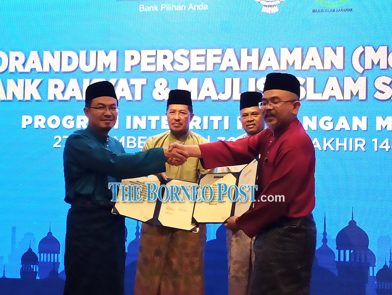 Bank Rakyat, MIS to implement PINK Masjid initiative