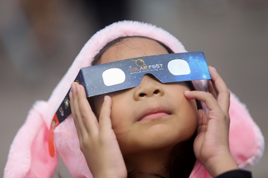 Health DG: Despite widespread claims of illness following solar eclipse viewing, no one has sought treatment