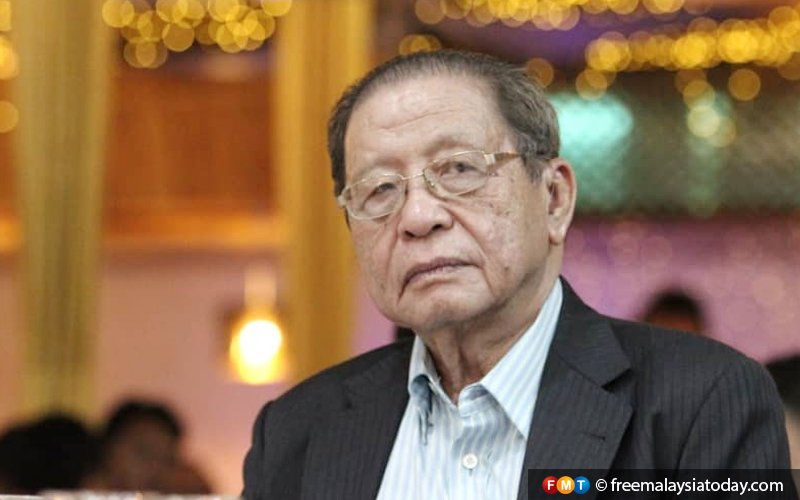 Act against those who threatened unrest over Dong Zong event, says Kit Siang