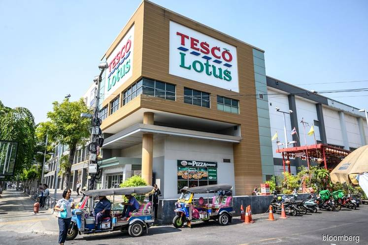 Thai tycoons vie for Tesco's US$7 bil Asia business