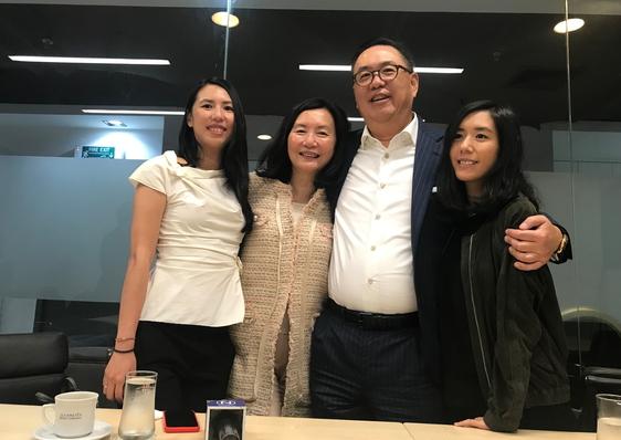 Hong Kong family recalls kindness of Thais in 2004 tsunami