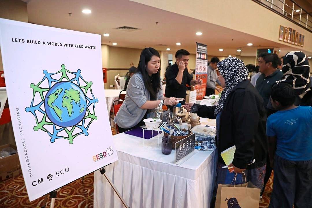 MBSA raises green awareness at open day for consumers