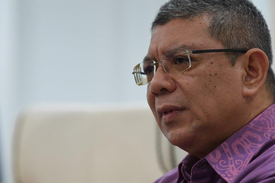 Saifuddin: Malaysia-India ties remain good