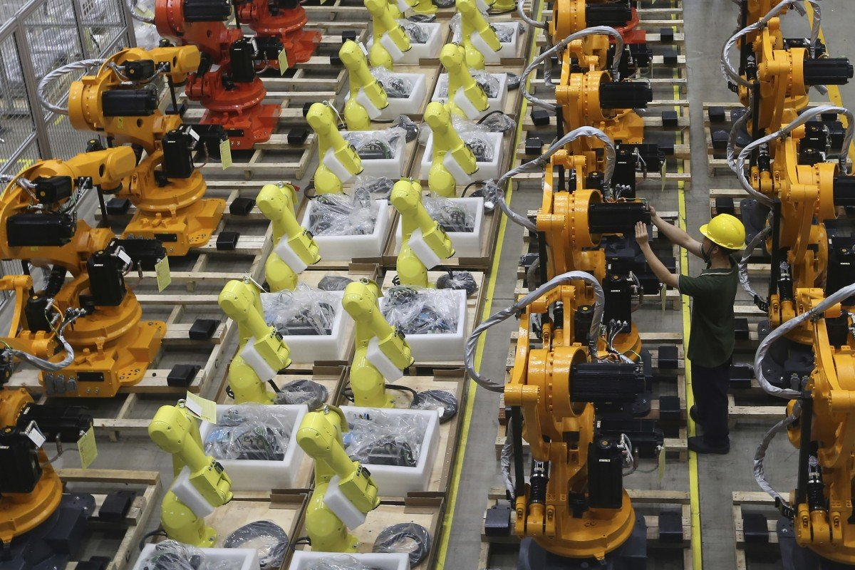 China's industrial profits rebound as optimism over economy's 2020 prospects grows