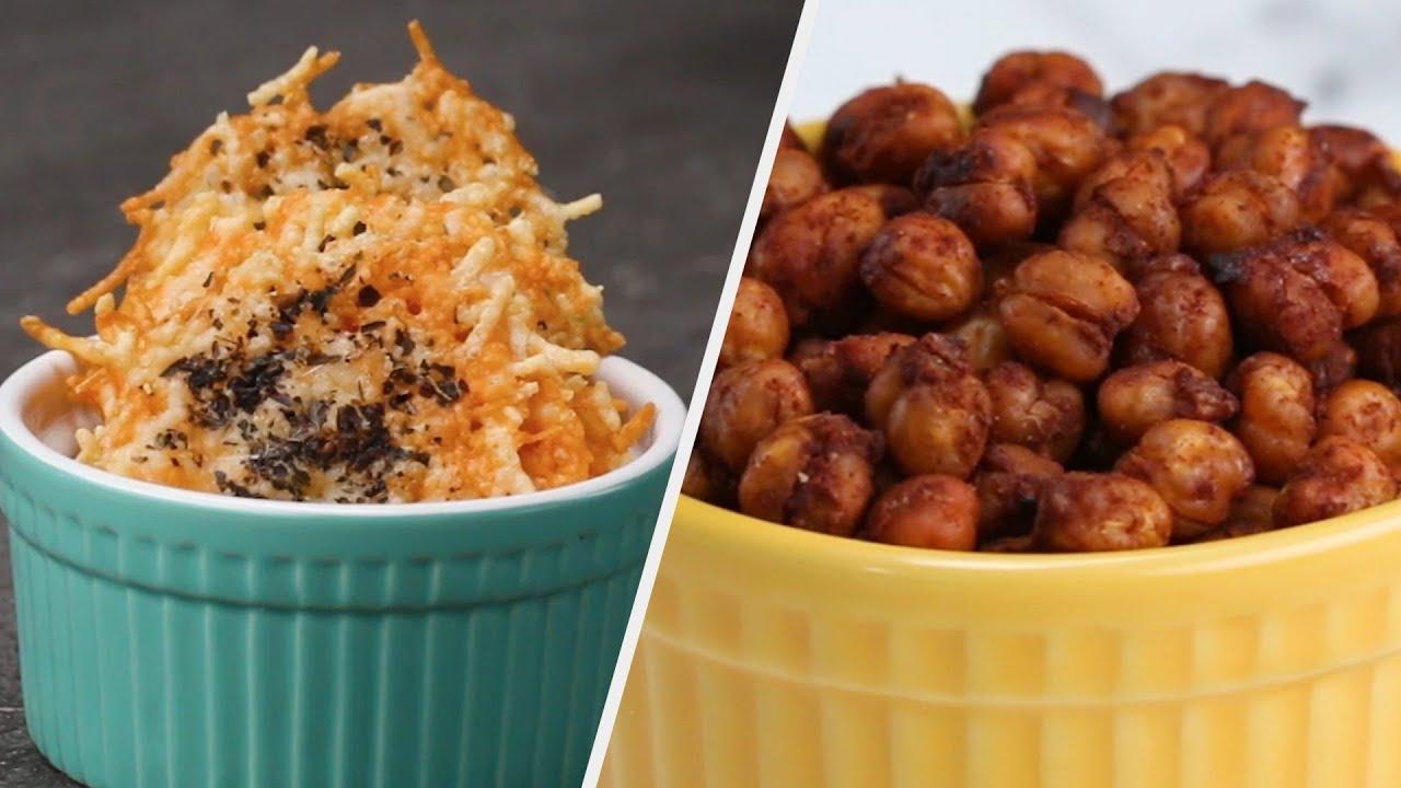 Make-Ahead New Year's Eve Snacks •Tasty