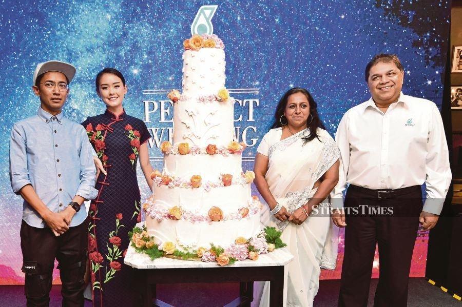 'The Perfect Wedding' is Petronas' biggest 'anugerah'