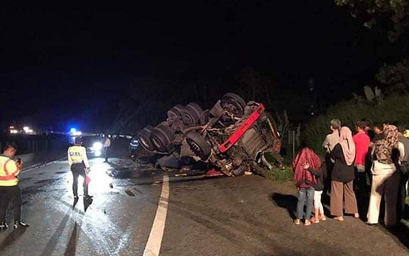 3 Thai women killed in Karak highway crash