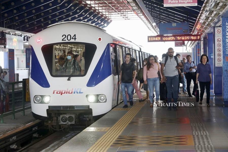 RapidKL to extend service hours on New Year's Eve