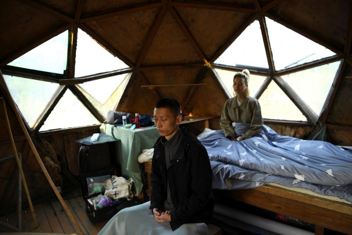China's city dwellers head to rural communes to find simpler life