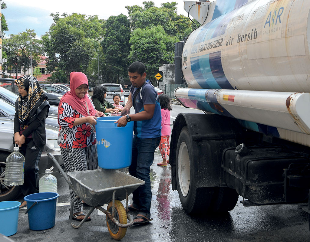 CCTV cameras will not solve Selangor's water problem, says IWK