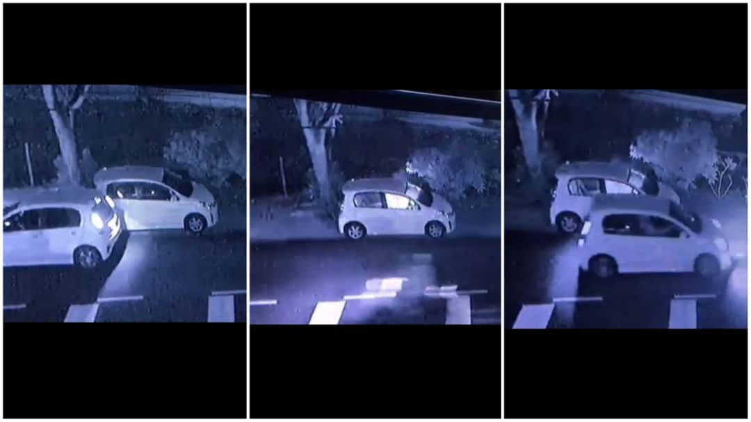 Beware: Criminals In A White Myvi Are Breaking Into Cars And Stealing Their Road Tax