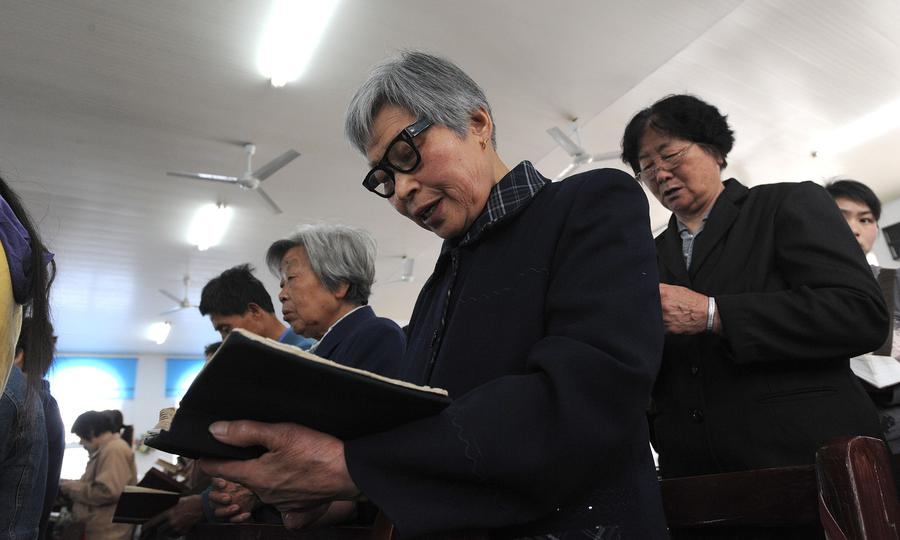 China jails Protestant pastor for nine years