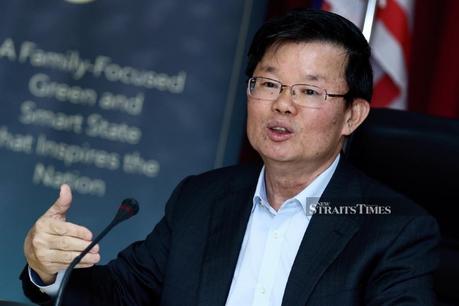 Penang CM denies meddling in Jalan York mosque affairs