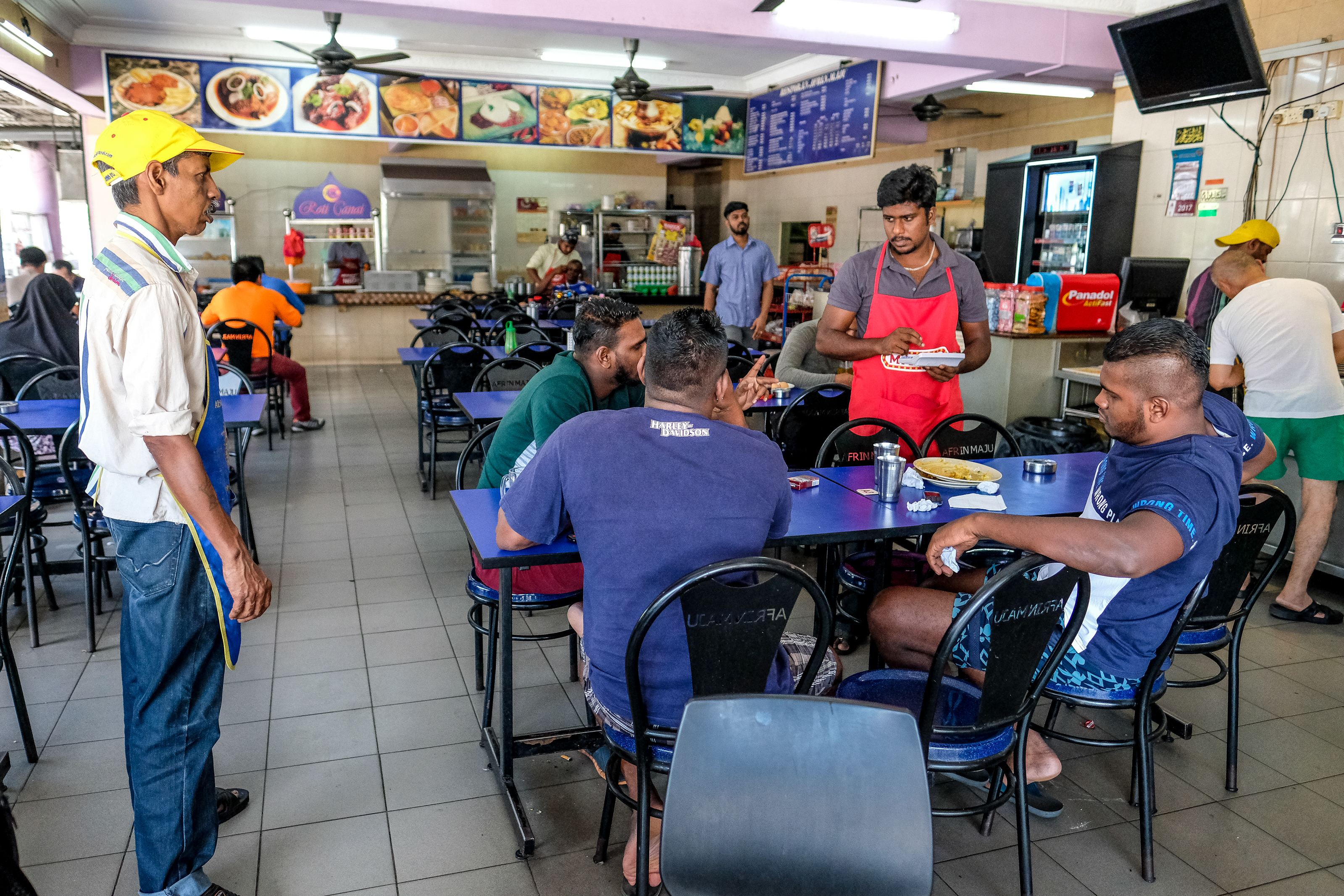 Eatery owners, operators ready for smoking ban