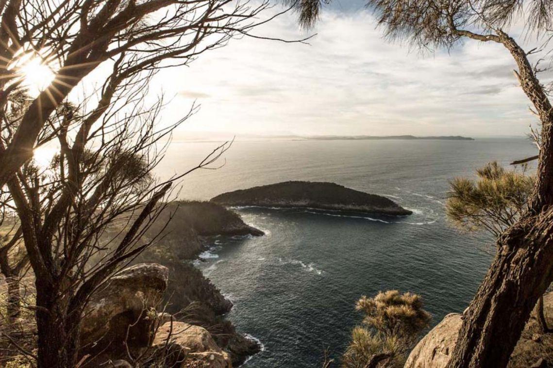 Australia's Antarctic gateway Tasmania gets hotter than tropical north