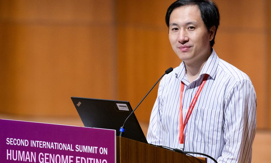 Gene-edited babies doctor jailed in China
