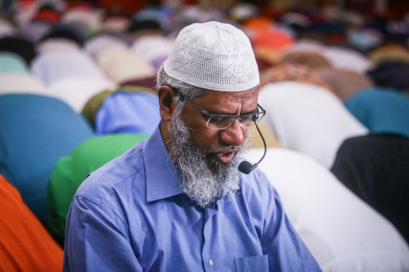 After Zakir Naik exam question, UniMAP says ensuring lecturers ethnically, religiously sensitive