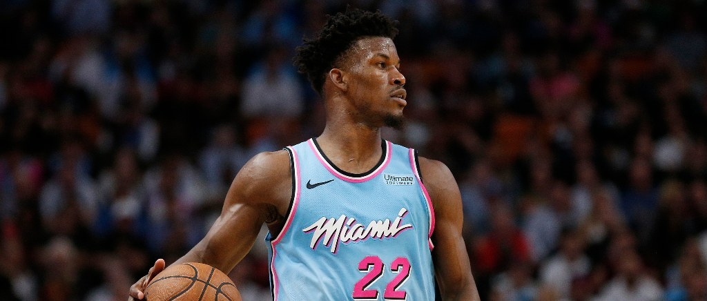 Jimmy Butler Is Trying To Secure A Trademark For Big Face Coffee After Its Bubble Success Nestia