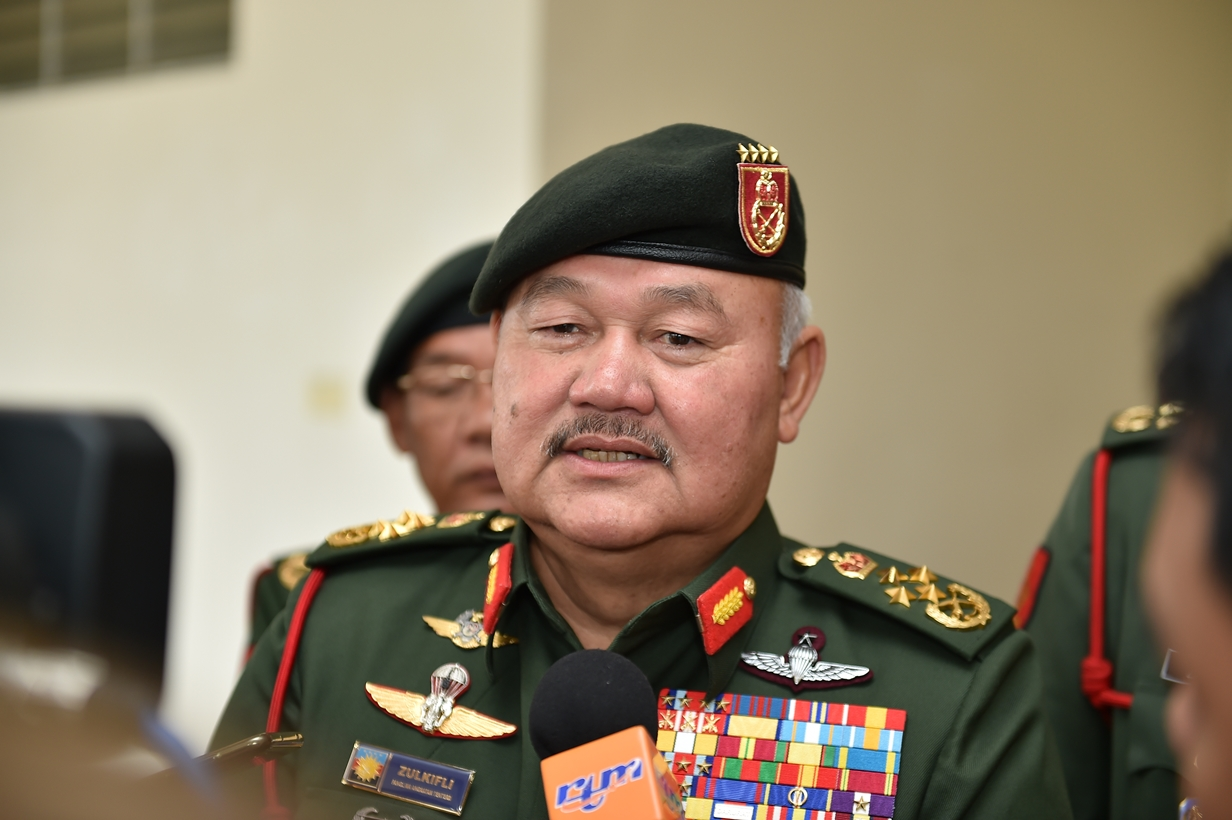 New Malaysian Armed Forces chief to be known on Jan 2, 2020