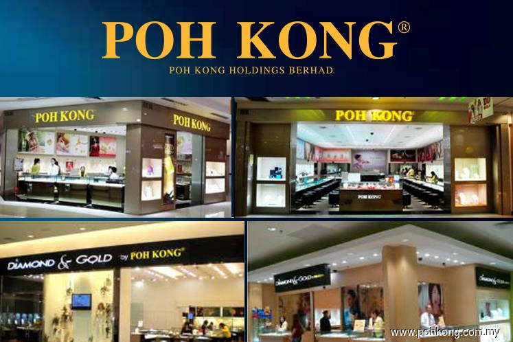 Poh Kong leaps to 22-month high as investors seek safe haven in gold