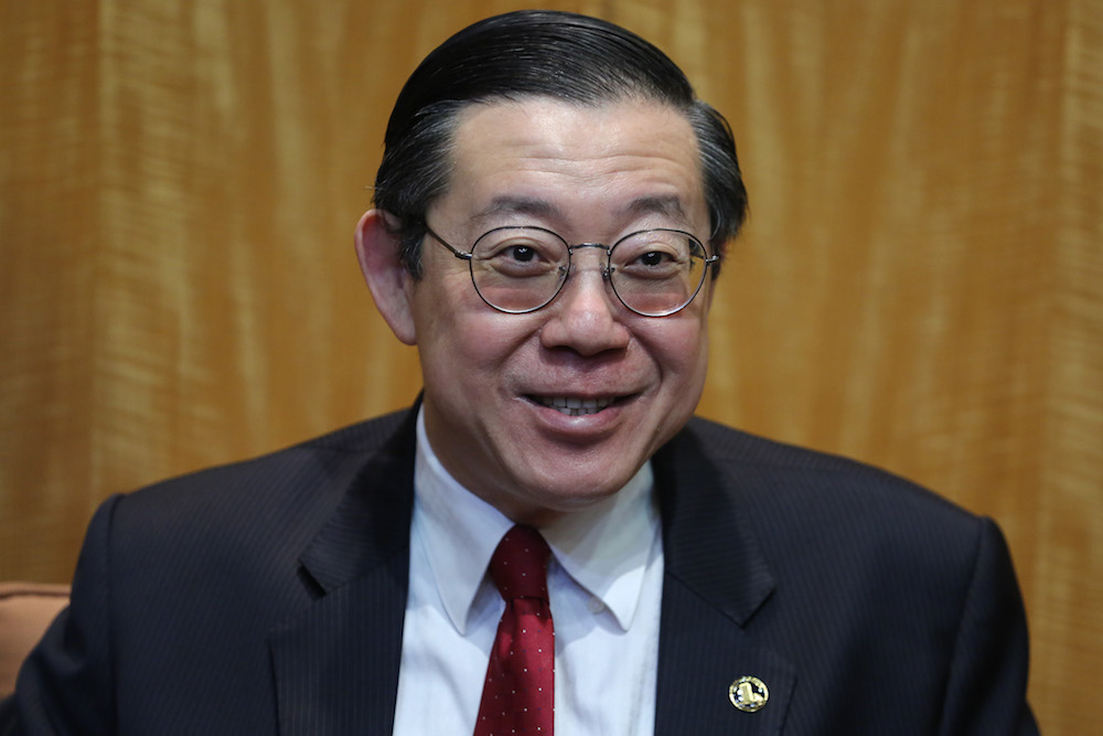 Govt confident economy will be better this year, says Guan Eng