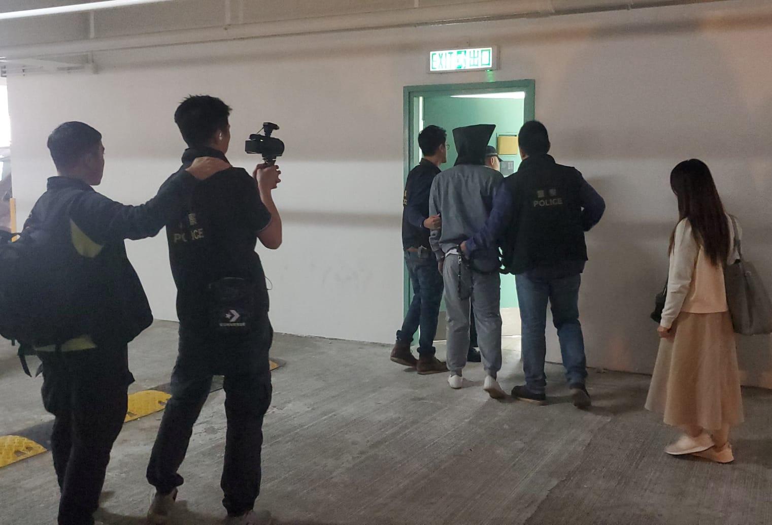 阻客偷啤酒遇袭元朗六旬店员不治 南亚汉被暂控谋杀及盗窃