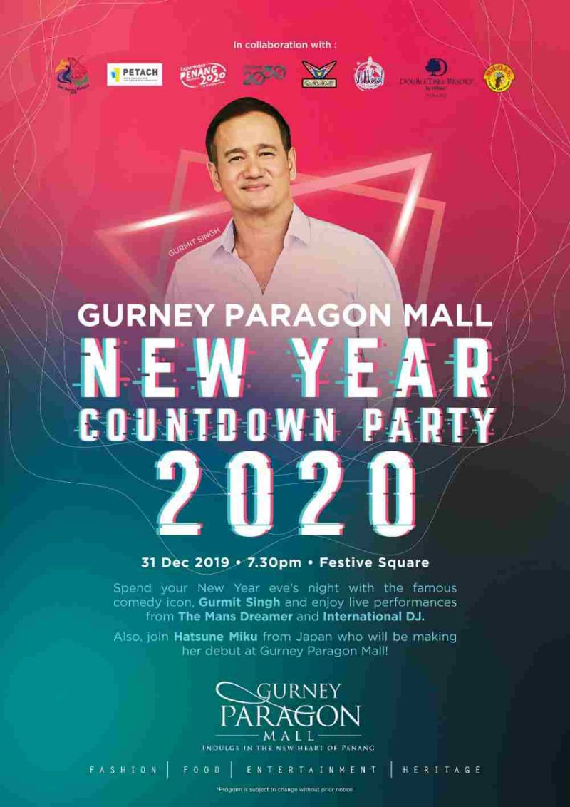 Top countdown parties across Malaysia to kick off 2020 on a high note