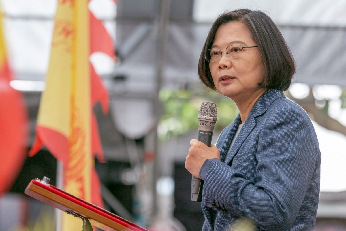 Taiwan lawmakers expected to pass anti-infiltration bill 10 days ahead of elections
