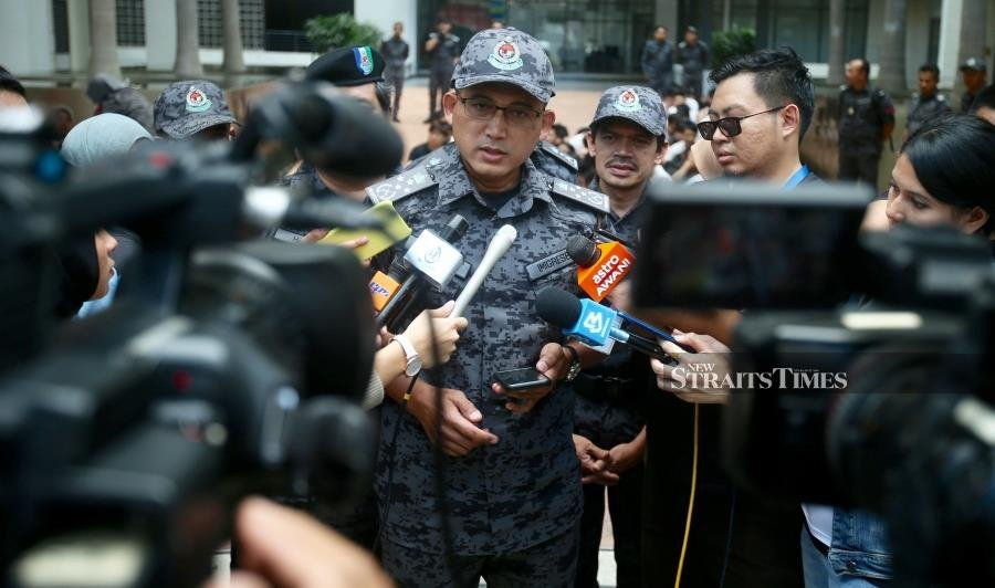Online investment, forex, cryptocurrency scam syndicate busted with arrests 87 Chinese nationals