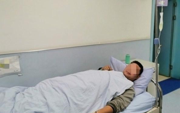 网约车司机劝阻乘客车上饮食 反被围殴至重伤