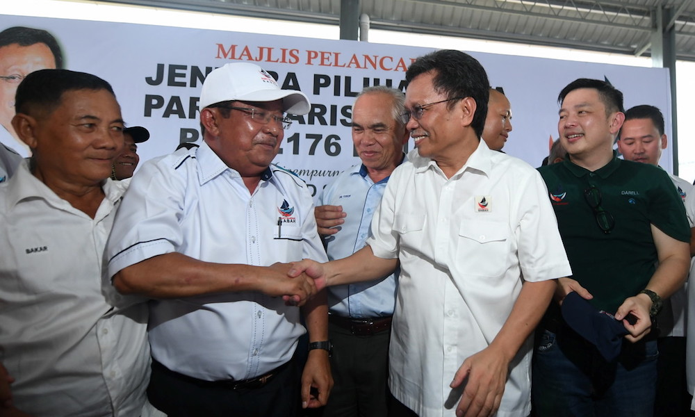 Warisan's Kimanis candidate says Najib, Anifah won't factor in contest