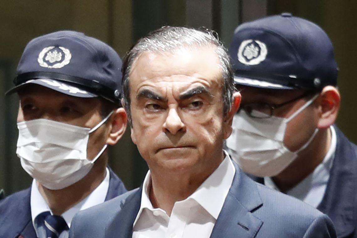 By jumping bail, fugitive ex-Nissan chairman Carlos Ghosn burns bridges with Japan