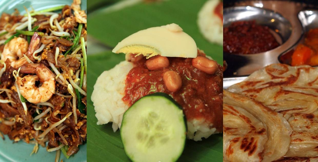 Typical Malaysian food is not very healthy. So how do we eat better?