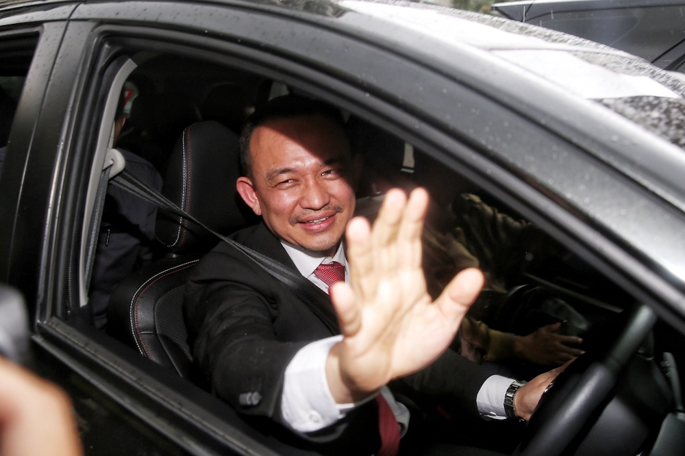 Dr M says will name Maszlee's successor as education minister soon