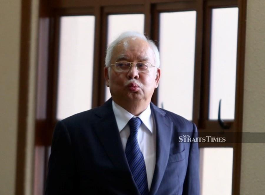 Najib applies for stay in misfeasance suit pending completion of 1MDB criminal case