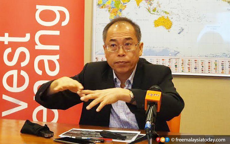 Local political issues not affecting foreign investments, says Invest Penang