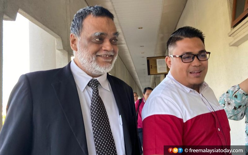 Court orders Mat Sabu's son to enter defence over drugs charge